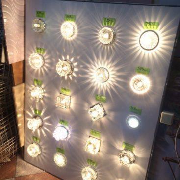 врезные светильники калининград
